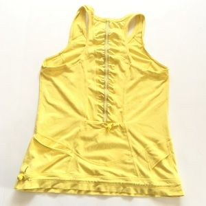 LUCY Reflective Workout Tank Top Size Small